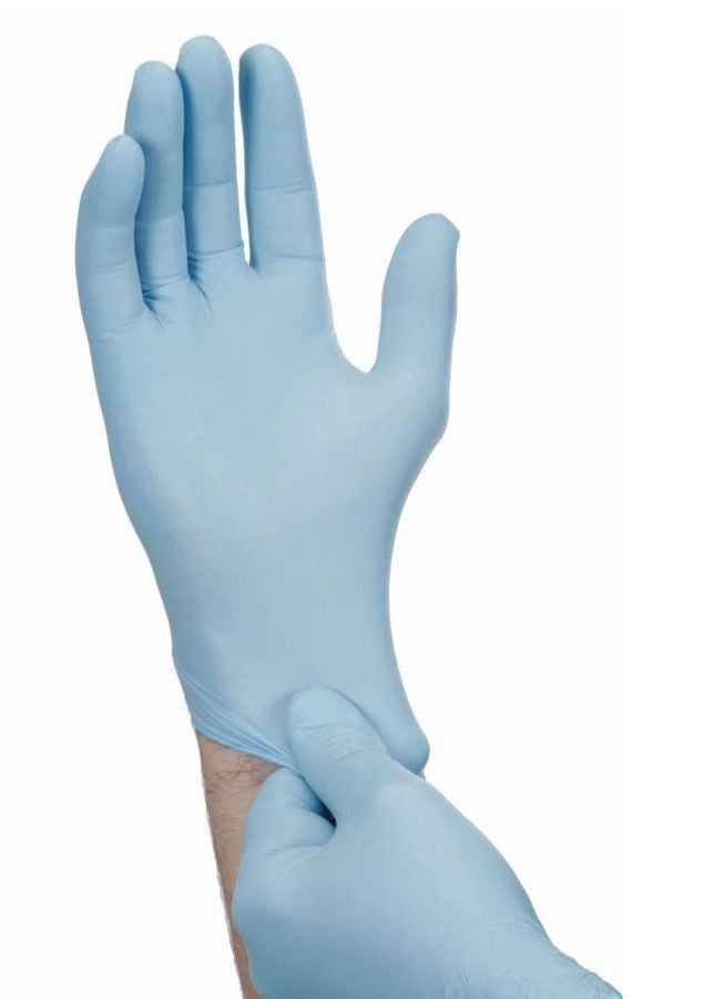 Nitrile Gloves for Soap & Cosmetic Making