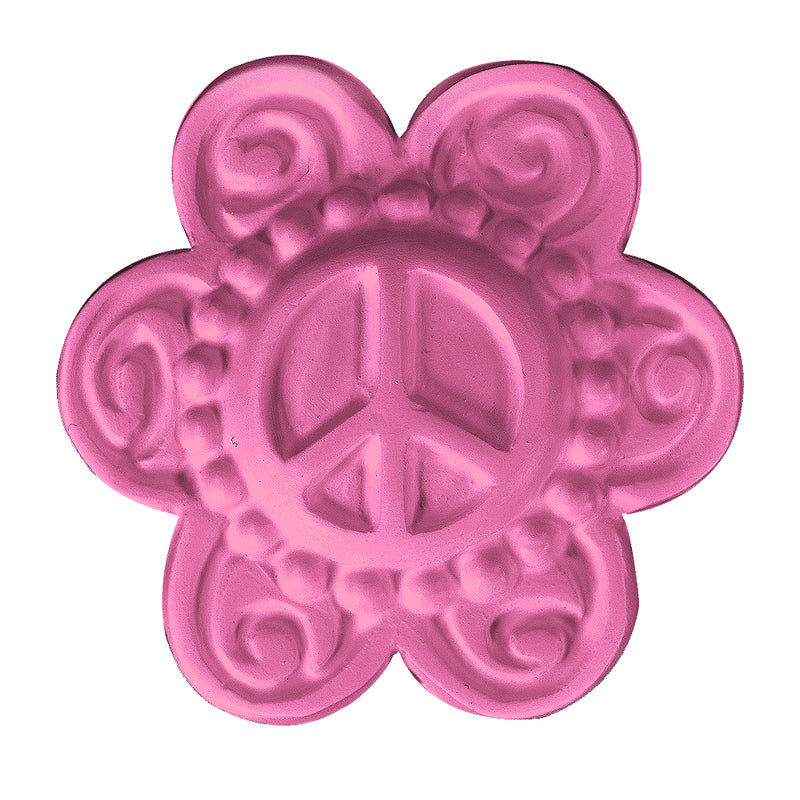 Peace Flower Soap Mold