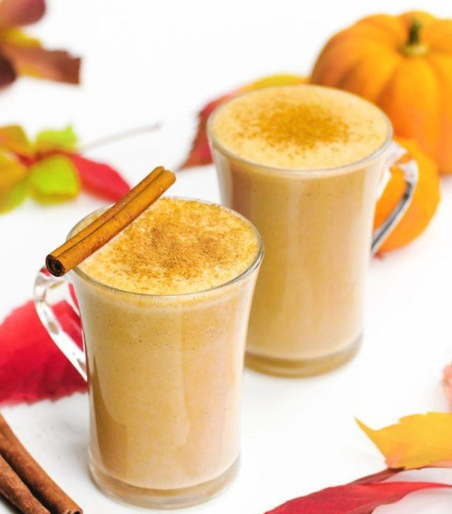Pumpkin Honey Chai