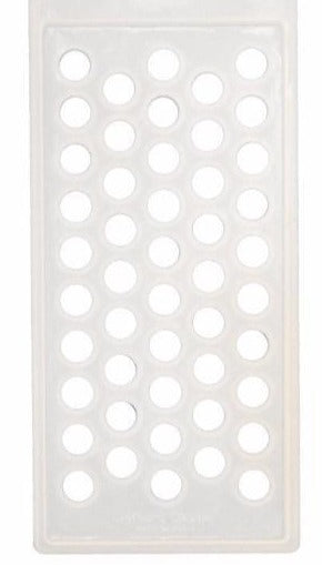 Round Lip Balm Tube Filling Tray - Crafter's Choice 3001
