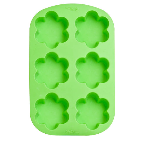 Flower Shaped Silicone Soap Mold