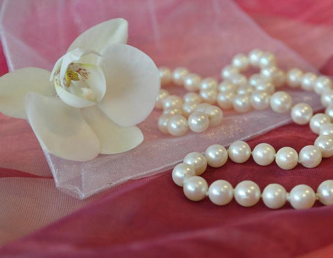 Silk -N- Pearls Fragrance Oil for Candlemaking