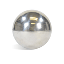 "Round 2.5"" Stainless Steel Sphere Mold"