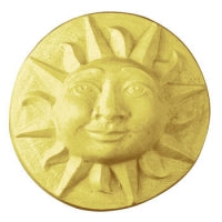 Sun with Face - Mold for Soapmaking