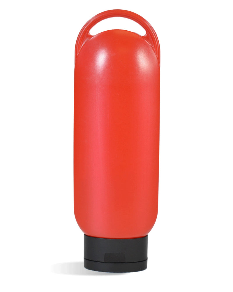 Tottle Bottle - Red Bottle for Lotions