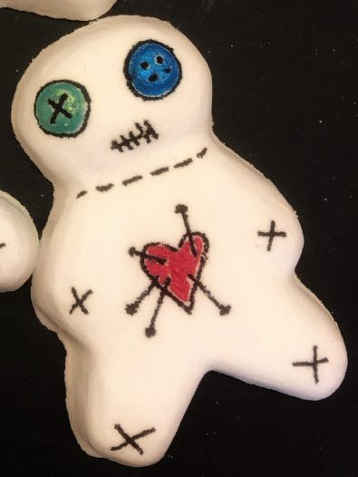 Voodoo Doll Bath Bomb Mold