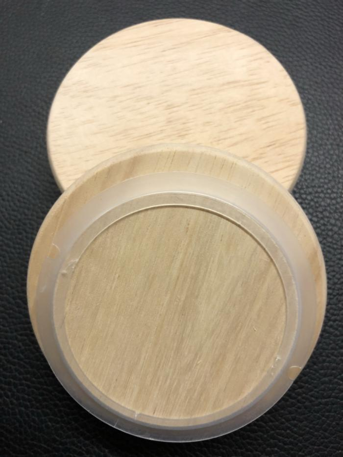 Wood Lid for Libbey Status Jar