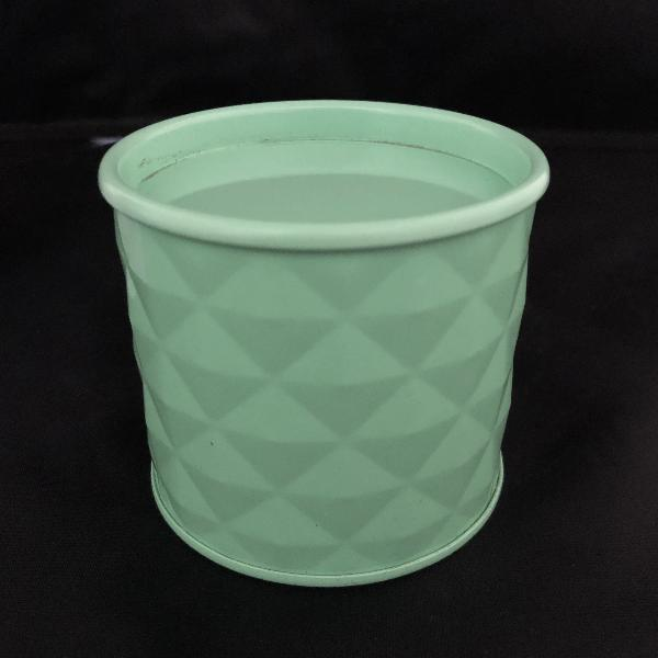 Mint Green Candle Tin
