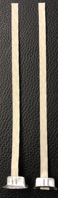 Cotton Wood Natural Braided Wicks for Candle Making