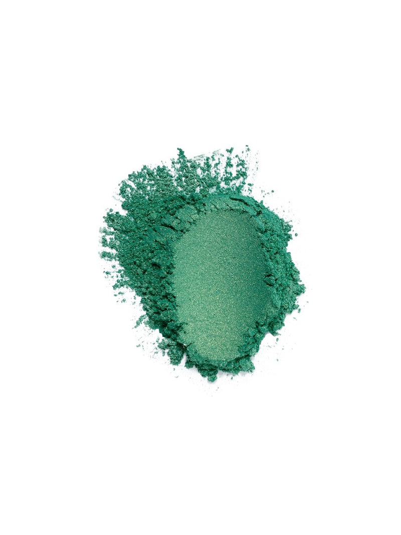 Peacock Green Mica