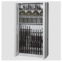 "72"" Bi-Fold Weapon Rack"