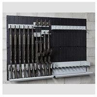 "40"" Weapons Wall Rack"