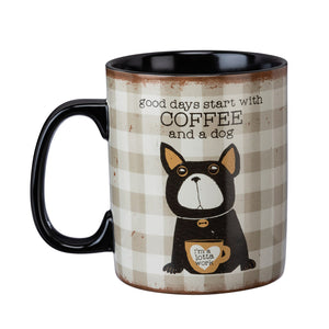 Good Days Dog Mug