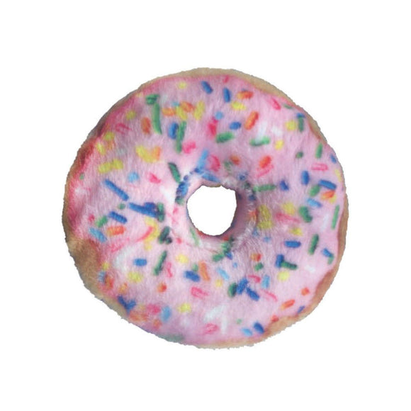 Strawberry Donut  Cat Toy