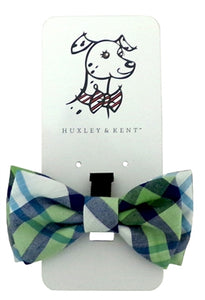 Formal Wear | Checkered Bow Tie