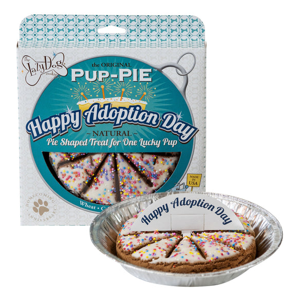 Happy Adoption Day Pup-Pie