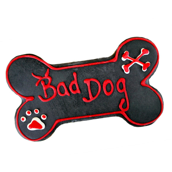 Frosted Bad Dog Treat