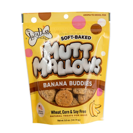 Mutt Mallows Banana Buddies