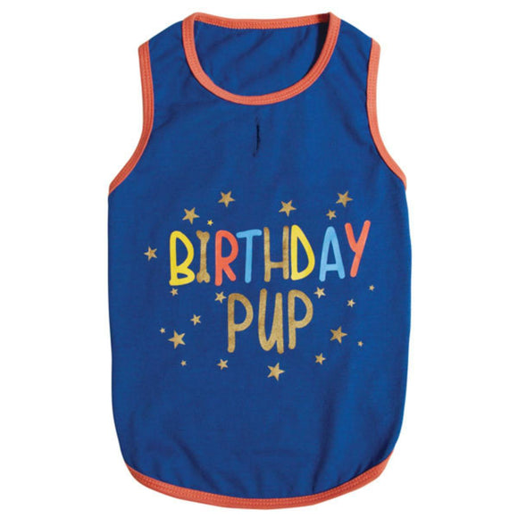 Birthday Pup Tank