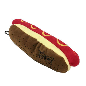 Haute Dog Power Plush Dog Toy