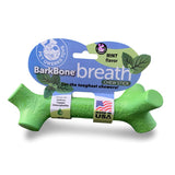 BarkBone Breath Stick Dog Chew Toy - Mint