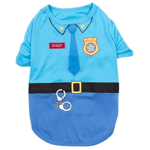 Officer Woof Tee