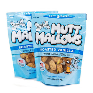Mutt Mallows Roasted Vanilla
