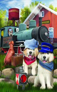 Dog Town Express Puzzle