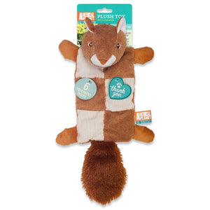 Plush Squirrel