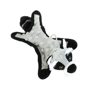 Baby Racoon Bumpy Dog Toy