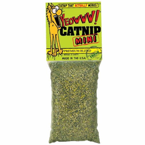 Yeowww! Catnip Mini Bag (0.14 oz)