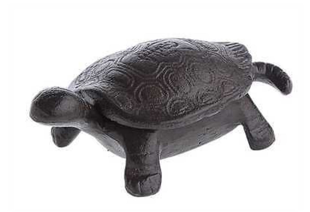Cast Iron Turtle Key