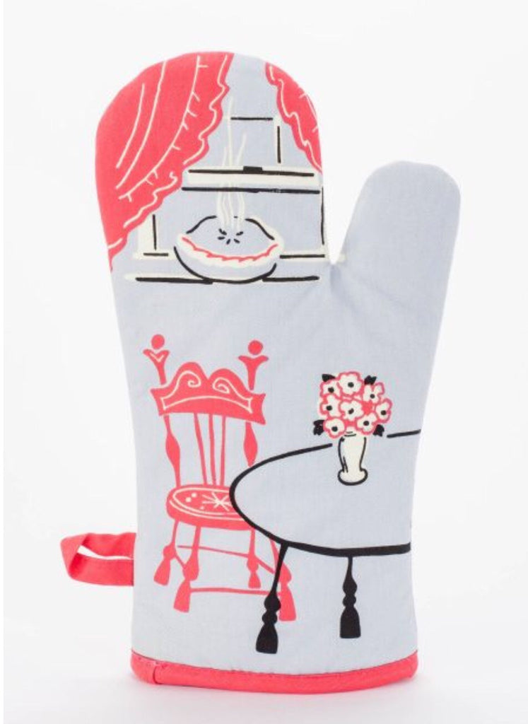 This is Delicious... Oven Mitt