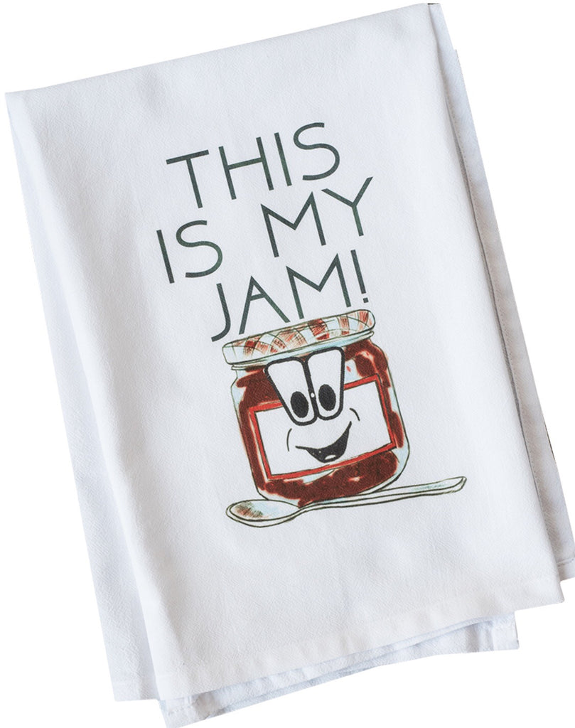 This is my Jam Dish Towel