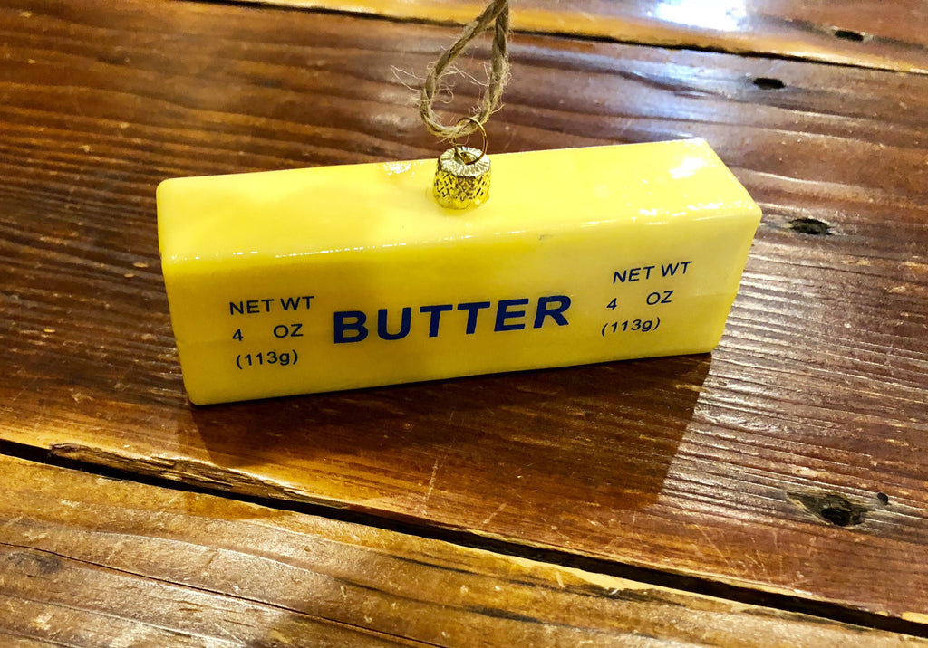 Butter Ornament