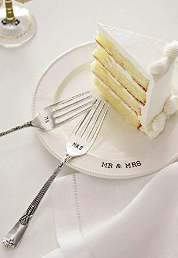 Mr. & Mrs. Cake Tasting Set
