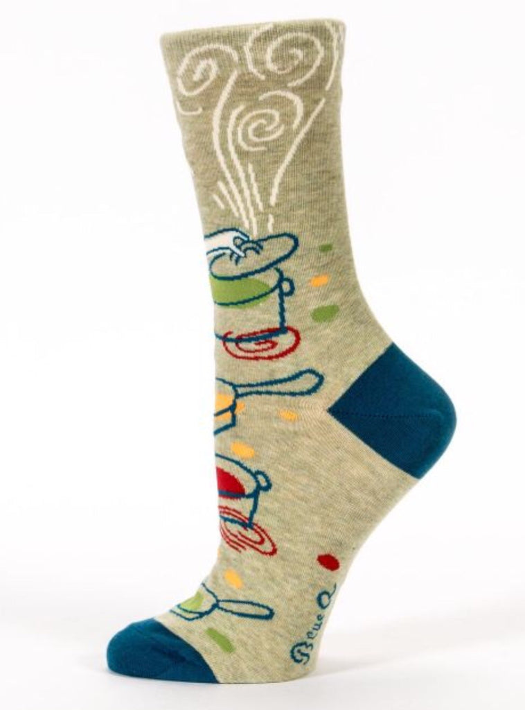 Get the Hell out of my Kitchen - Women's Socks