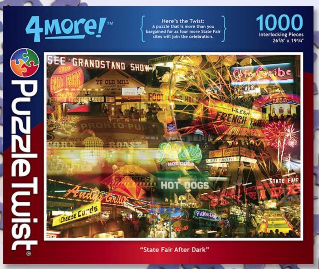 State Fair After Dark Puzzle