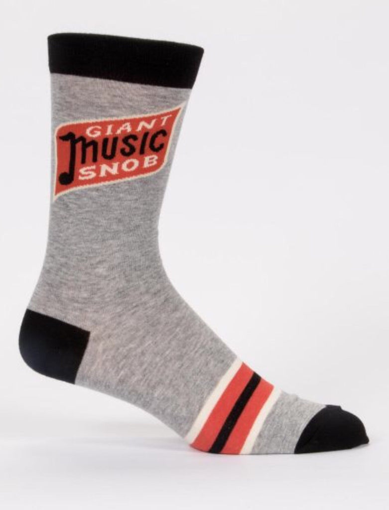 Music Snob - Men's Socks