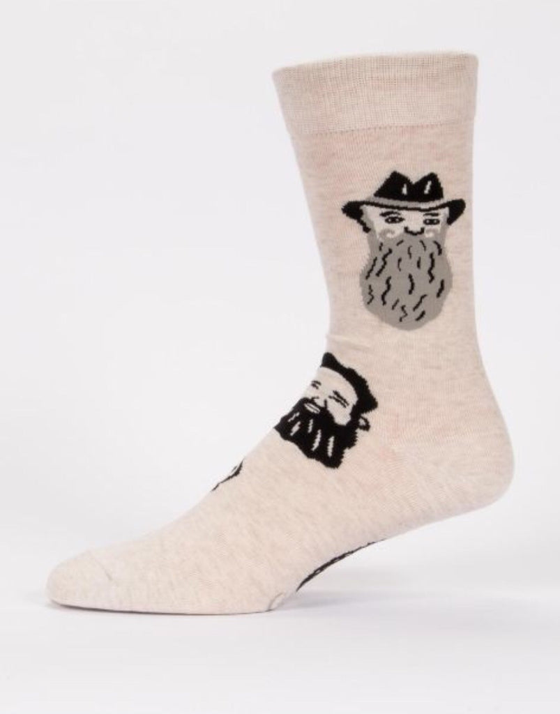 Get a load of these Whiskers- Men's Socks