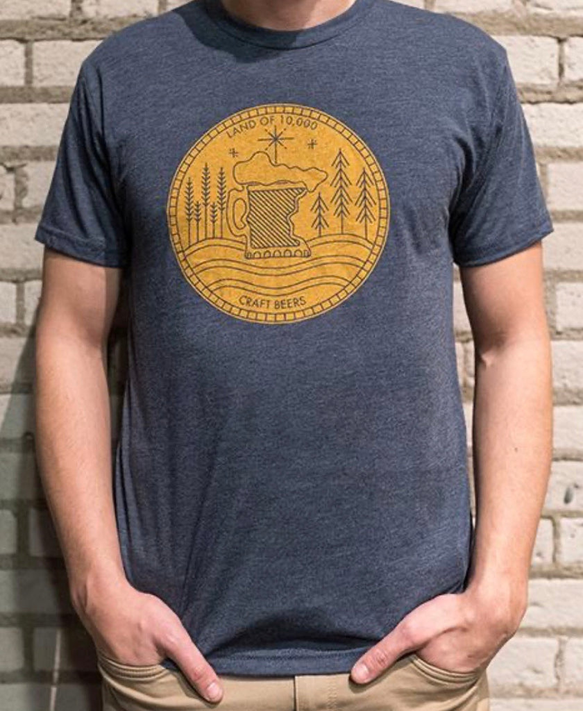 Land of 10,000 Craft Beers T-Shirt