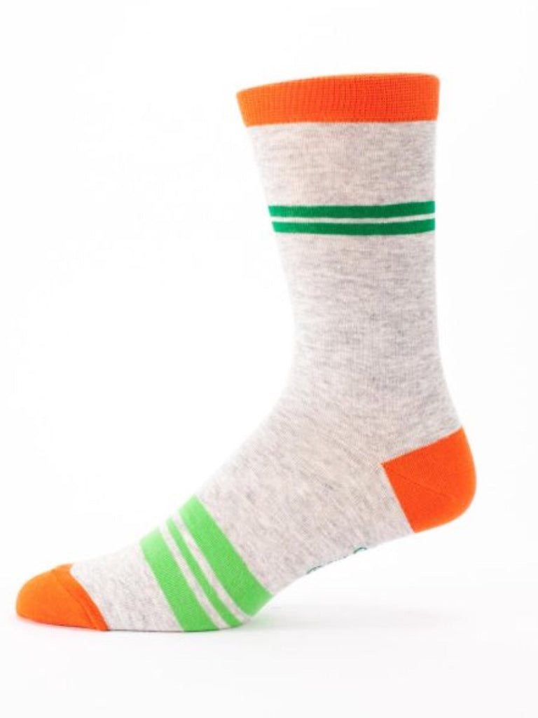 Ringmaster of the Shitshow- Men's Socks