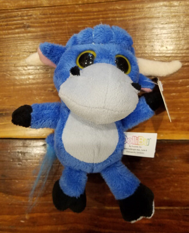Babe the Blue Ox Plushie