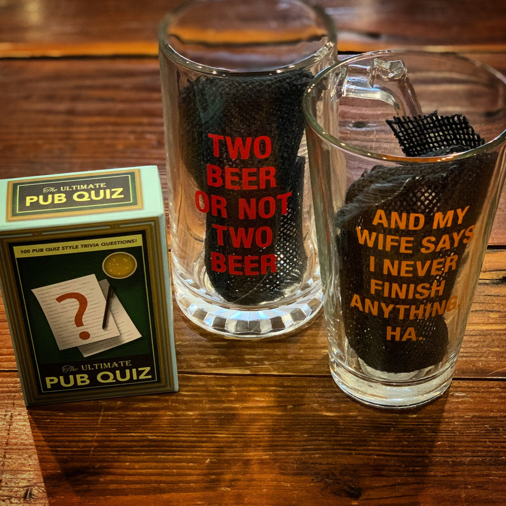 And My Wife Says... Pint Glass