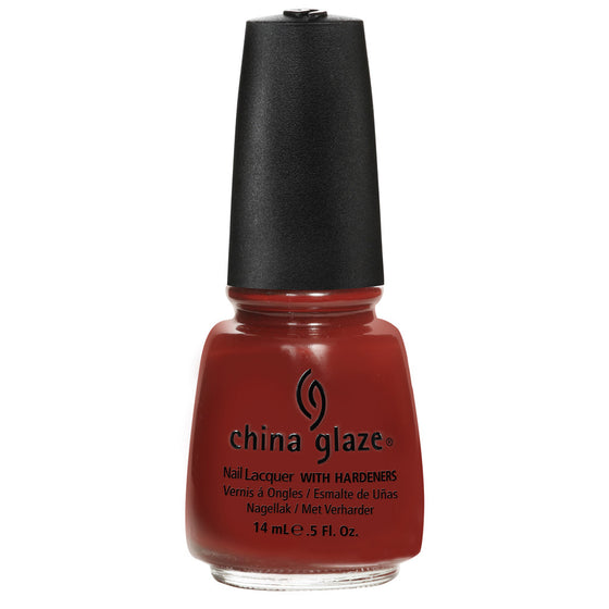 China Glaze Nail Polish - Brownstone 14ml (81071)