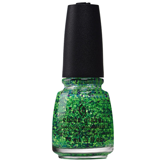 China Glaze Electric Nights Nail Polish - Can I Get An Untz Untz 14mL (82611)