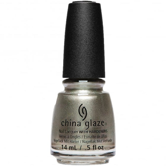China Glaze Spring Fling Nail Polish Collection 2017 - It's A-Boat Time 14ml (66227)