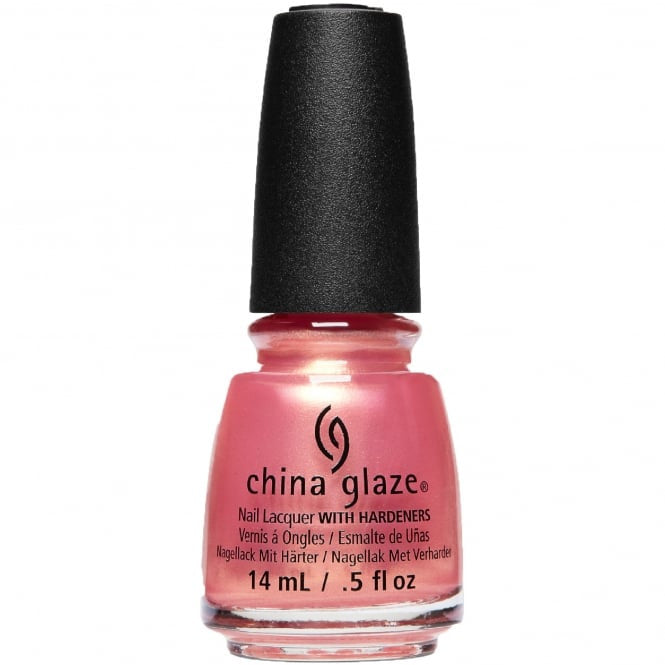 China Glaze Spring Fling Nail Polish Collection 2017 - Moment In The Sunset 14ml (66221)