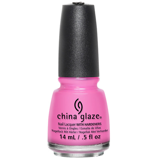China Glaze Nail Polish - Don't Mesa With My Heart 14mL (82651)