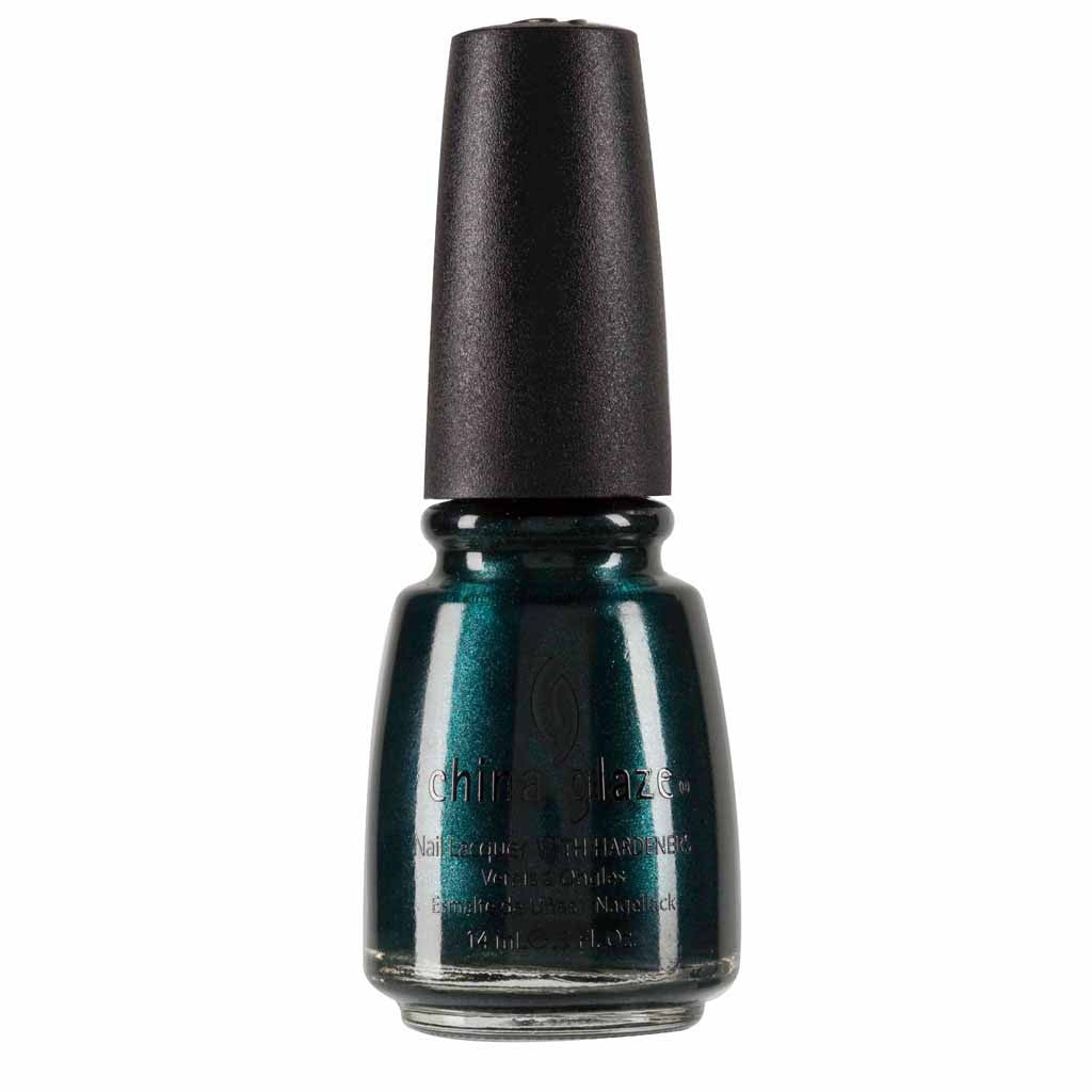 China Glaze Nail Polish - Emerald Fitzgerald 14ml (80511)